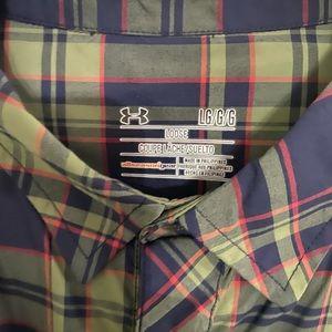 Under Armour all season shirt
